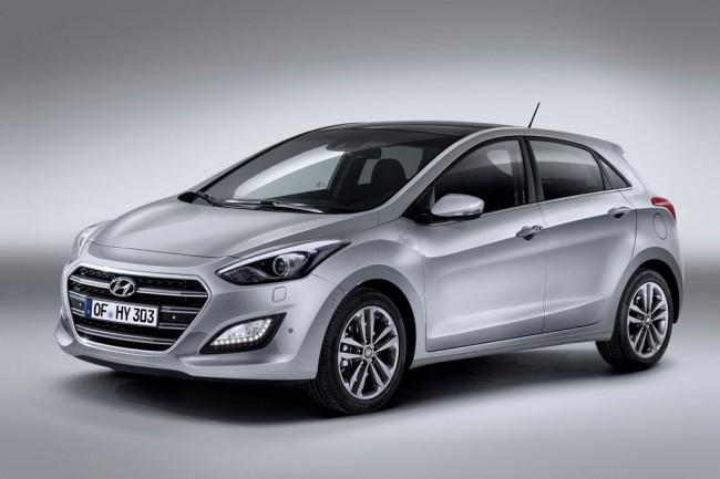 Обновленный Hyundai i30 2015