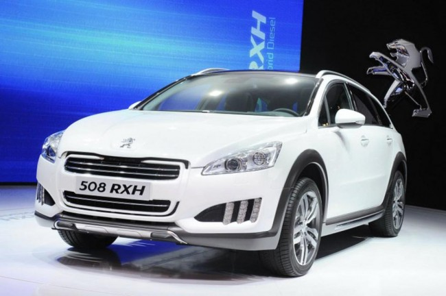 Фото Peugeot 508 RXH Limited Edition