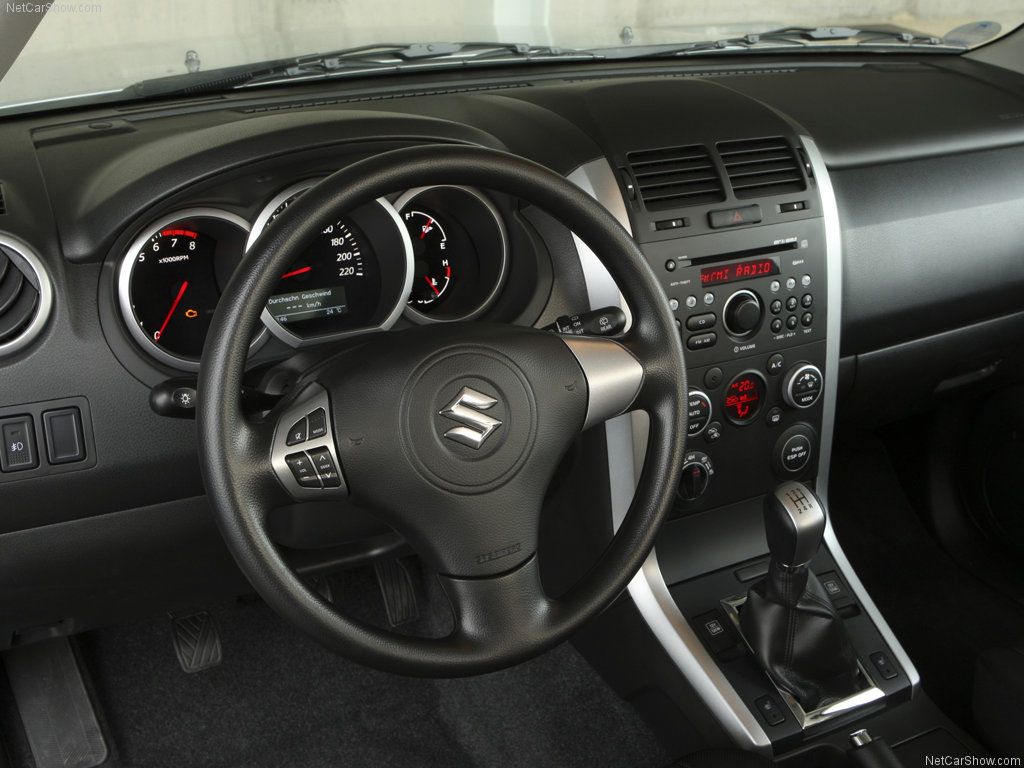 Suzuki grand vitara комплектации фото
