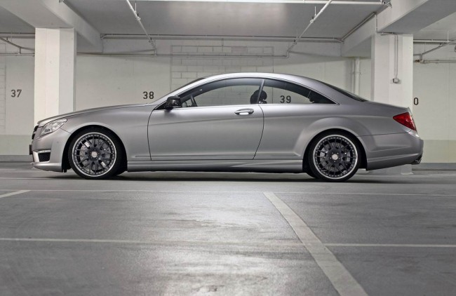 Тюнинг купе CL63 AMG от VATH Performance