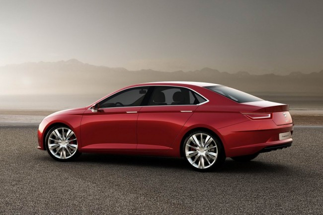 Seat IBL Concept фото