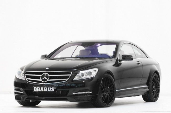 Тюнинг купе Mercedes CL500 4Matic от Brabus