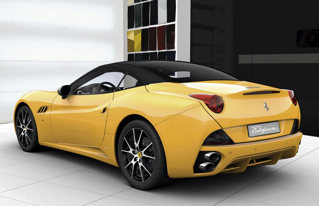 Фото Ferrari California 2008