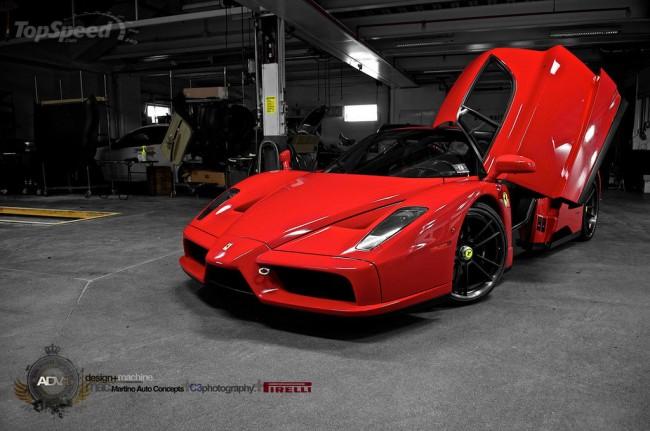 Ferrari Enzo от ателье ADV.1