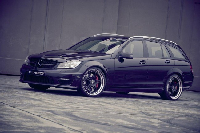 Mercedes-Benz C63 T AMG Supersport от Kicherer