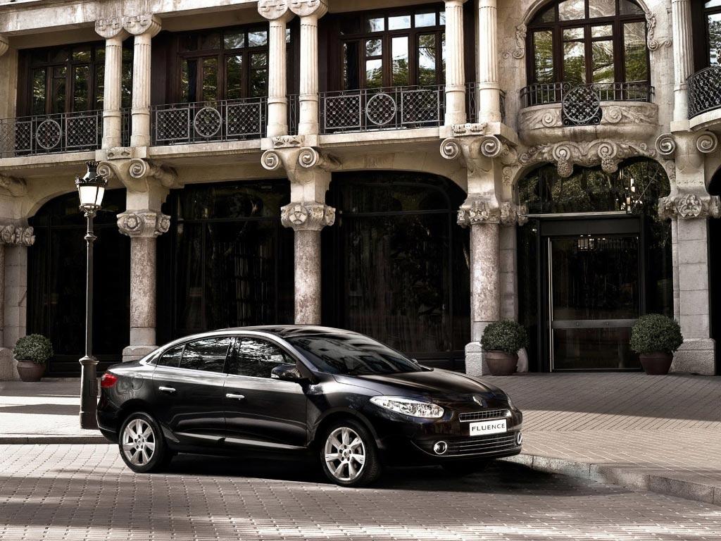 Renault Fluence седан в Больших …