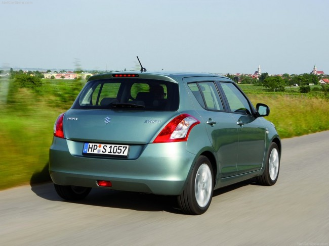 Suzuki Swift 2011 года