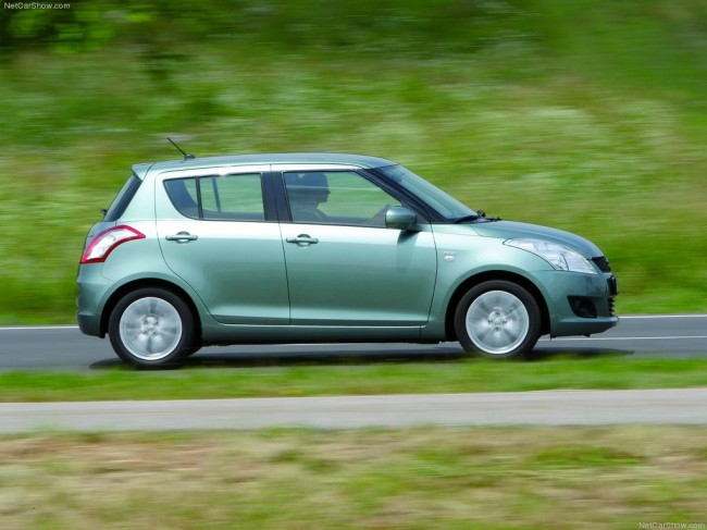 Фото Suzuki Swift 5D
