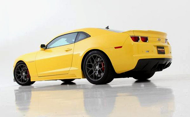 Chevrolet Camaro SS Mario Andretti Edition by Magnaflow