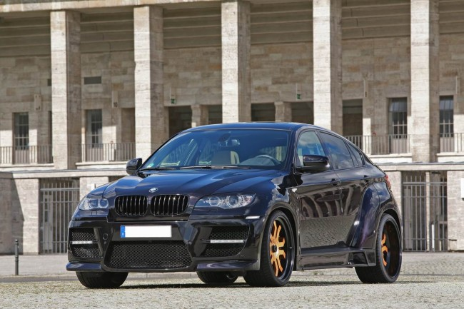 Обвес для BMW X6 от ателье CLP Automotive