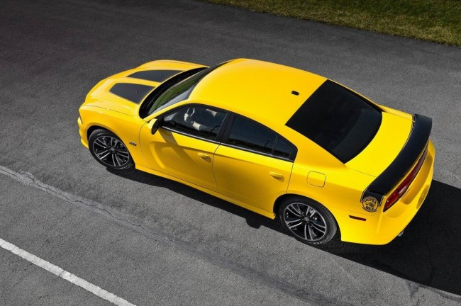 Dodge Charger SRT8 Super Bee 2012
