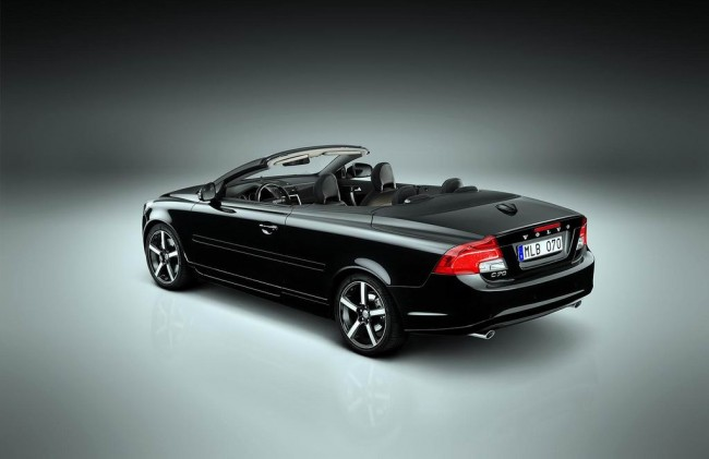 Volvo C70 получила версию Inscription Edition
