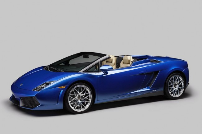 Lamborghini представила Gallardo LP550-2 Spyder