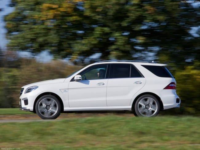 Mercedes-Benz ML 63 AMG (X166)