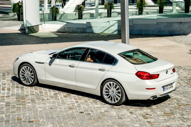 BMW 6 Gran Coupe 2016 фото