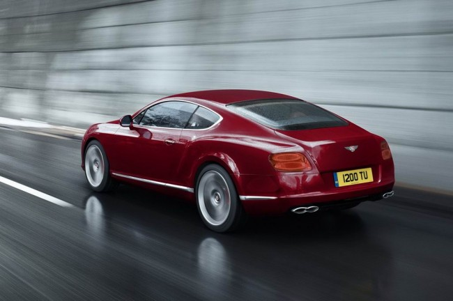 Фото Bentley Continental V8