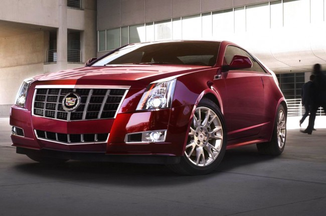 Фото Cadillac CTS Touring Package