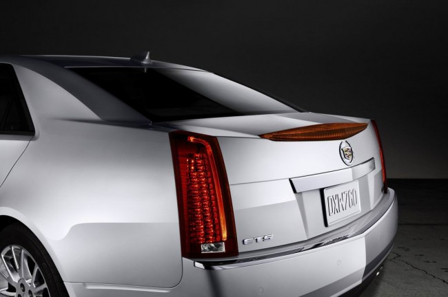 Touring Package для Cadillac CTS 2012