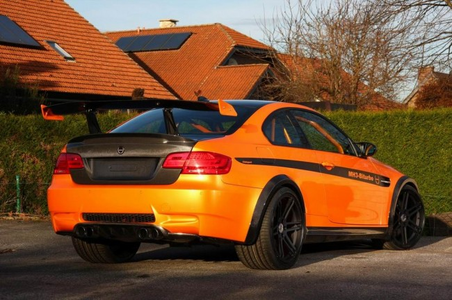 Фото BMW MH3 V8 RS Clubsport