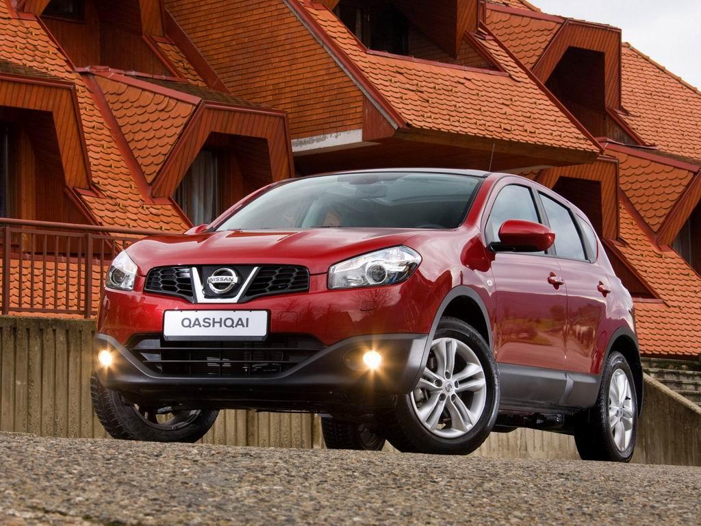 Nissan qashqai комплектации фото