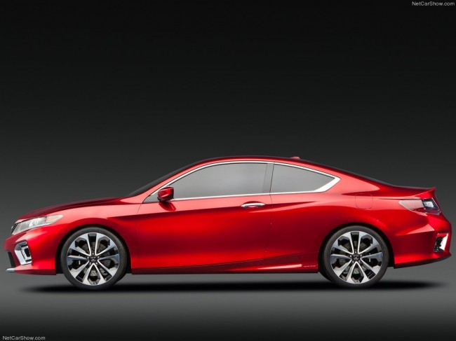 Honda Accord Coupe Concept 2013