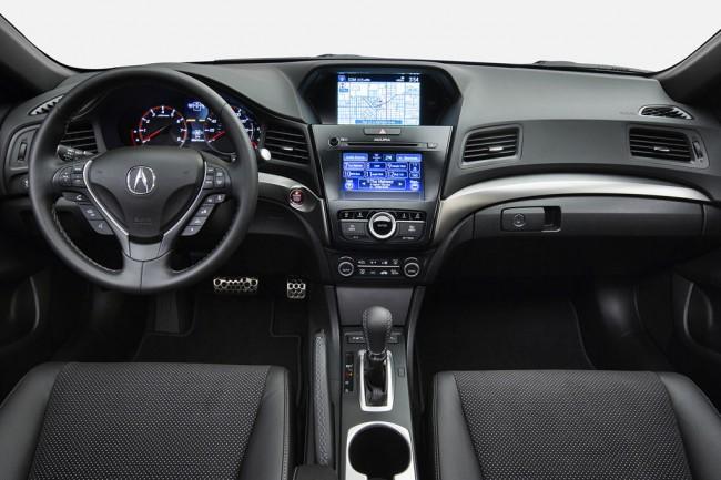 Салон Acura ILX A-SPEC