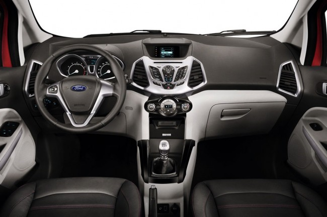 Фото салона Ford EcoSport
