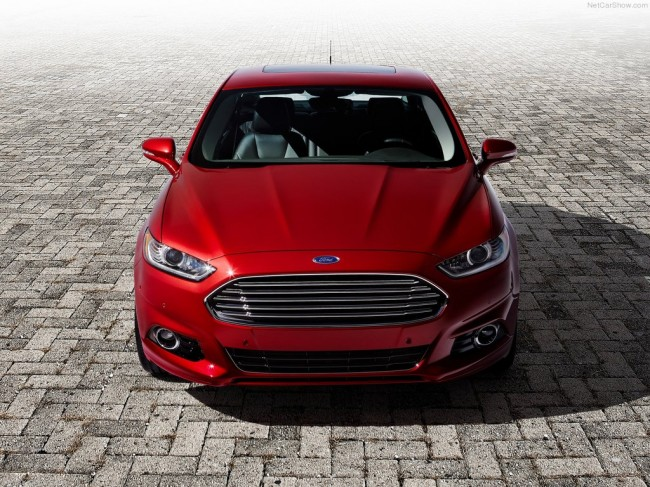 2013 Ford Fusion фото