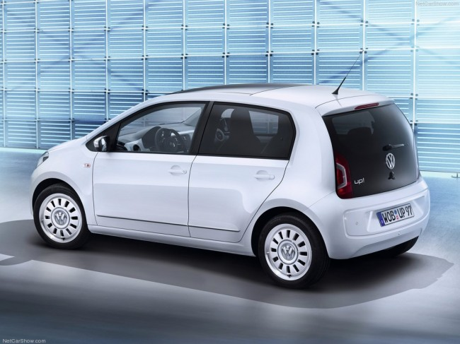 Фото Volkswagen up! 4-door
