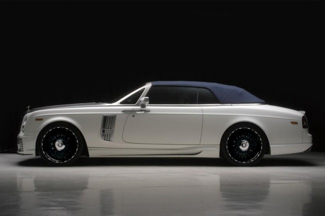 Обвес для Rolls-Royce Phantom Drophead