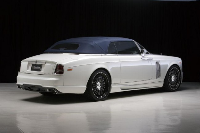 Диски на Rolls-Royce Phantom Drophead