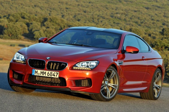 BMW M6 Coupe F13
