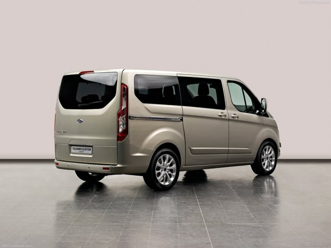 Ford Tourneo Concept фото