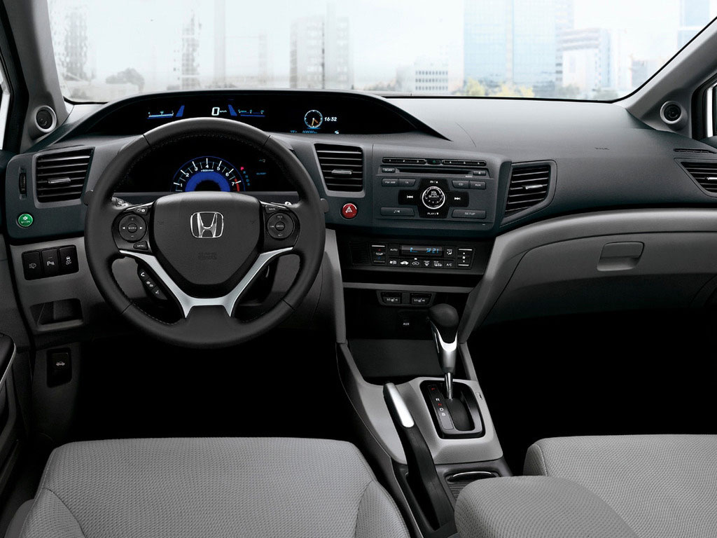 Хонда цивик фото седан