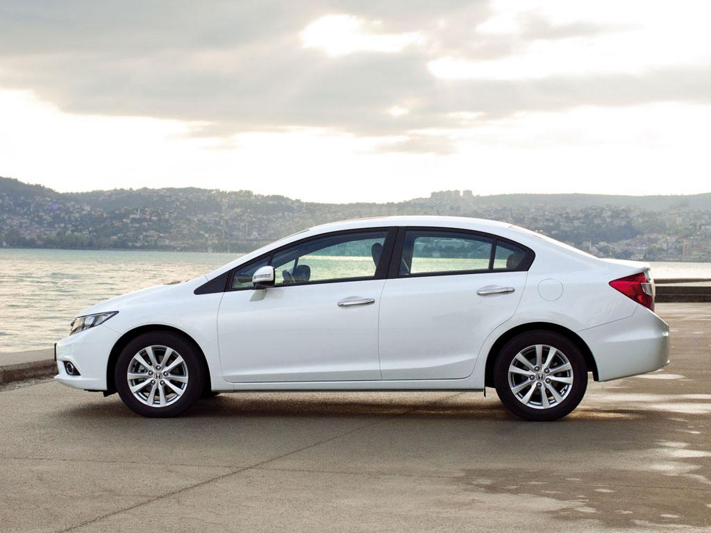 Новая хонда цивик 2014 фото