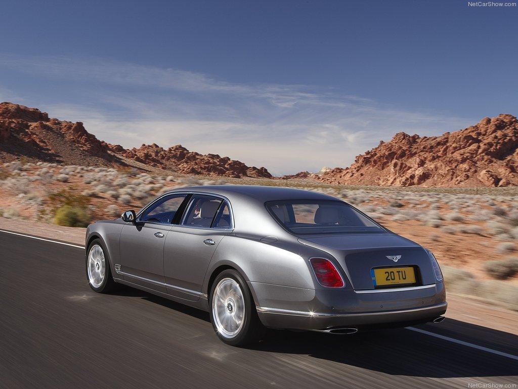 Bentley создал спортивную версию сед…