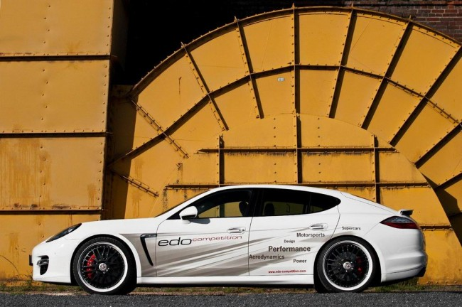 Panamera Turbo S от Edo Competition