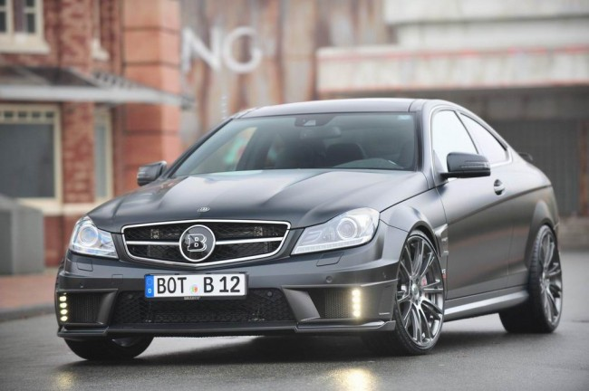 Brabus Mercedes C-Class Coupe