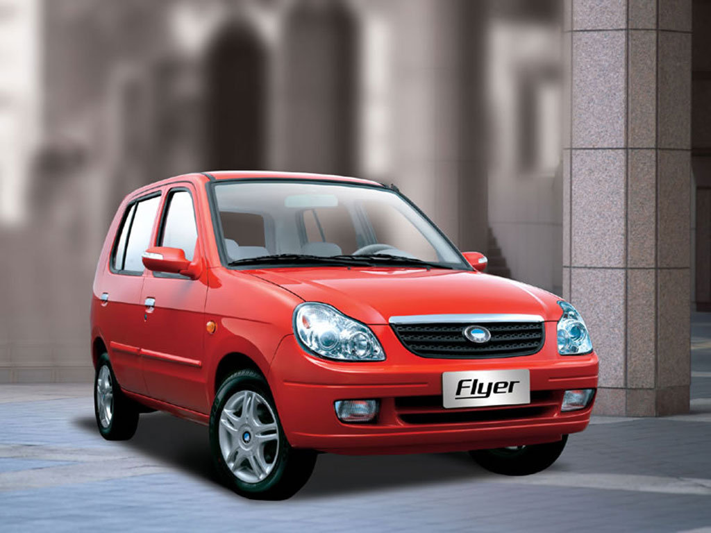 Selling cars BYD Flyer   Recovered Cars in Your City