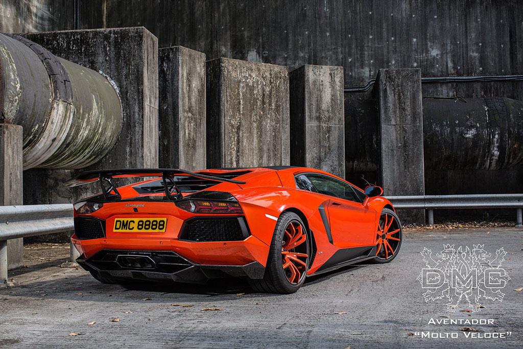 Lamborghini Aventador LP900 от DMC