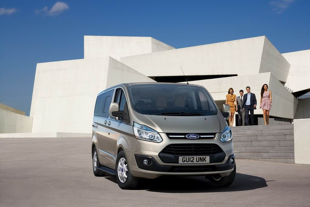 Ford tourneo фото 5