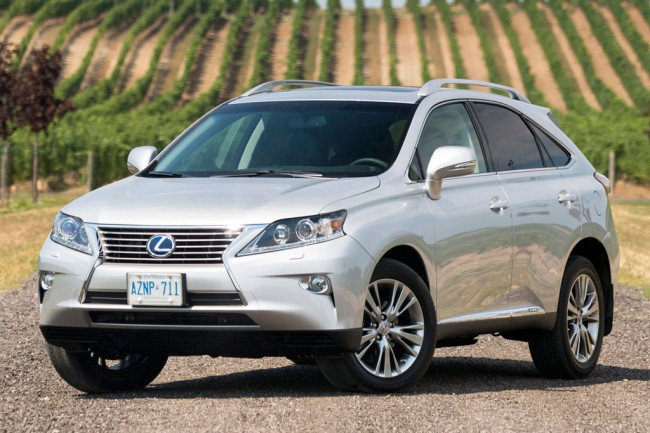 Автомобили лексус все модели и цены