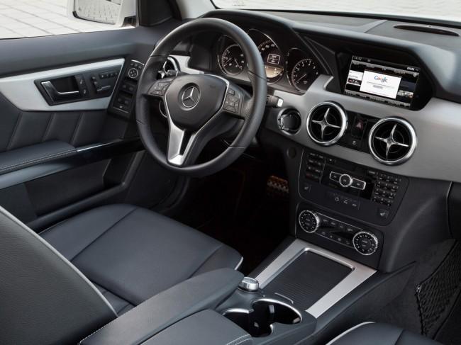 Mercedes Benz Glk Class 2014 2015 фото цена характеристики Мерседес ГЛК X204