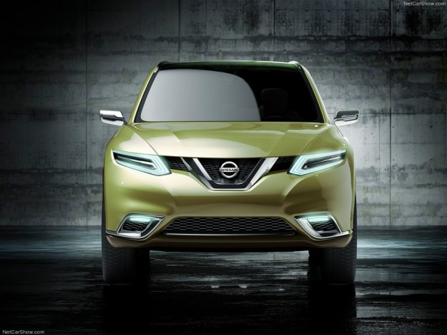 Nissan представил Hi-Cross Concept