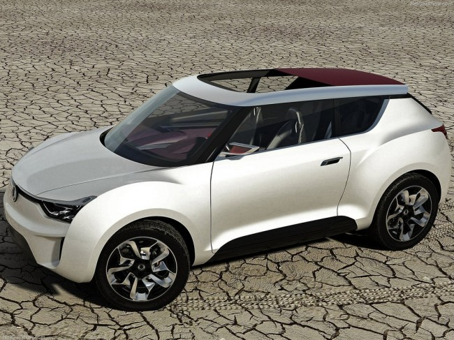 SsangYong XIV-2 Concept фото