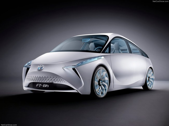 Toyota FT-Bh Concept фото