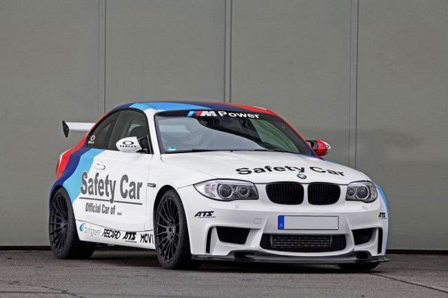 BMW 1M Coupe RS от Tuningwerk