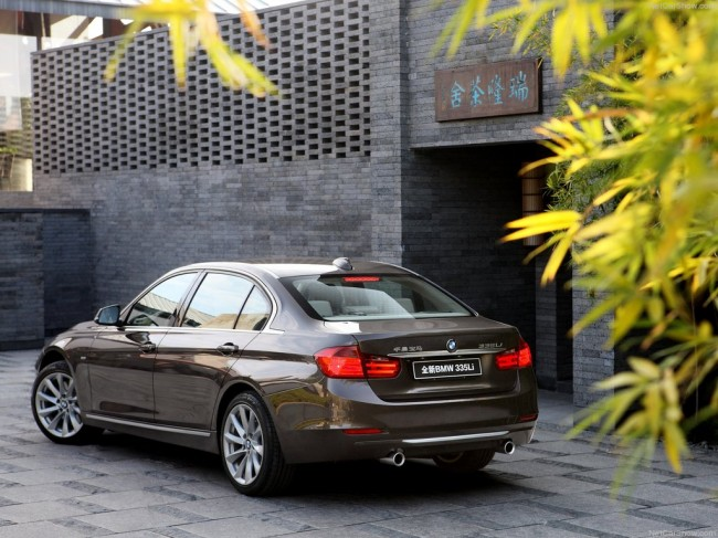 BMW 3-Series Long 2016 фото