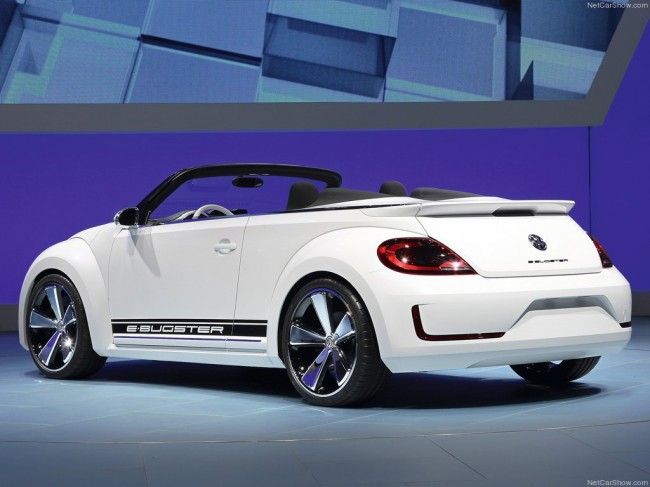 Фото VW E-Bugster Speedster Concept