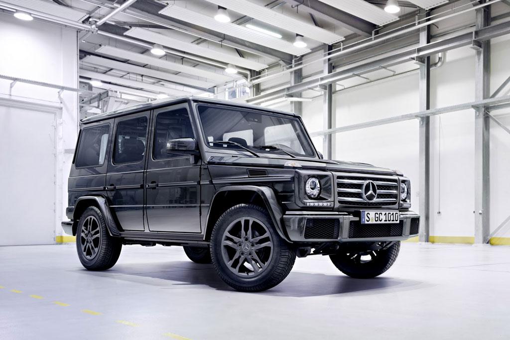 Mercedes benz g350d технические характеристики - 78